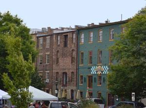 Wharf Historic District
