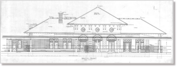 Collins Archive drawing