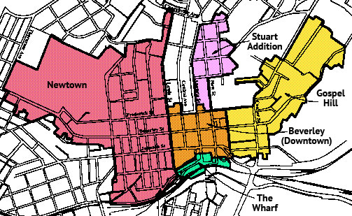 Historic Districts of Staunton