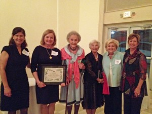 Garden Club of America Zone Historic Preservation Commendation Award